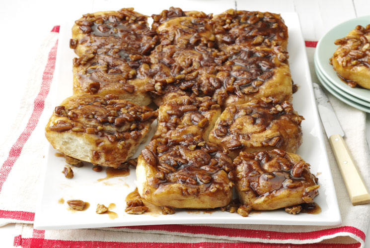 Winning Sticky Buns