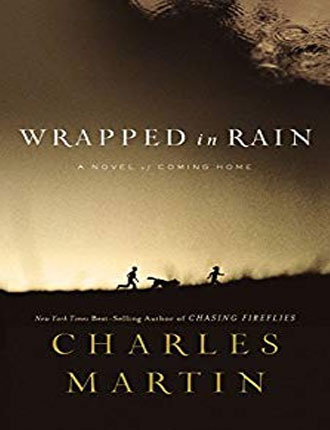 Wrapped in Rain - Amazon Link