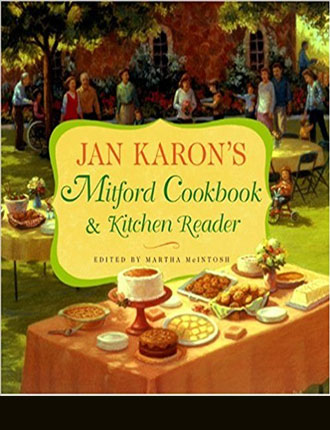 Jan Karon's Mitford Cookbook and Kitchen Reader - Amazon Link