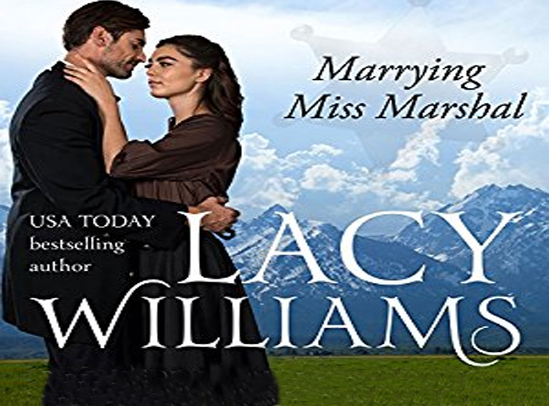 Marrying Miss Marshall - Amazon Link