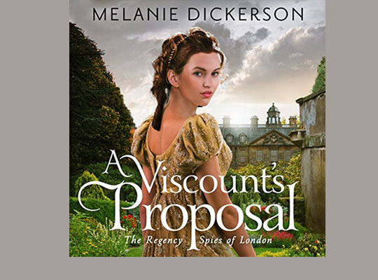 A Viscount's Proposal - Amazon Link