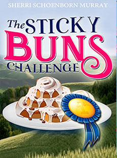 The Sticky Buns Challenge - Amazon Link